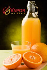 Flavor Of The Week - Bright Orange